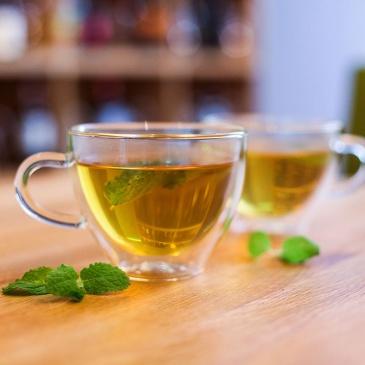 Szklanka termiczna do herbaty Amo 300ml