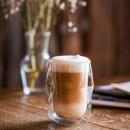 Szklanka termiczna do latte Geo