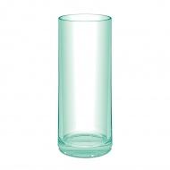 Szklanka wysoka 250 ml Koziol Cheers M transparentna zielona
