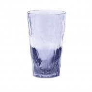 Szklanka wysoka 300 ml Koziol Club extra transparentna fioletowa