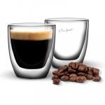 Szklanki termiczne do espresso 2szt. 80ml Lamart Vaso