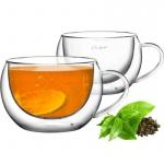 Szklanki termiczne do herbaty 2 szt 270ml Lamart Vaso
