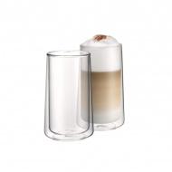 Szklanki termiczne do latte 2szt 13 cm WMF Coffee Time