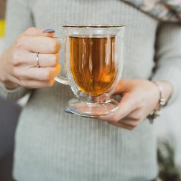 Szklanki termiczne do latte Amo 2szt 250ml