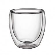 Szklanki termiczne espresso 2 szt 250 ml Cilio