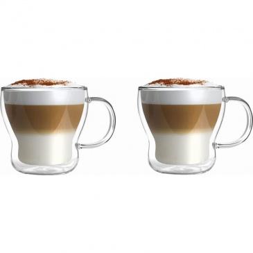 Szklanki na latte termiczne Vialli Design Bolla 2 szt