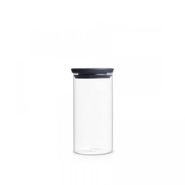 Szklany hermetyczny pojemnik kuchenny 1,1l Brabantia przezroczysty BR 29-82-64