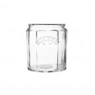 Szklany pojemnik 3,7l Kilner przezroczysty