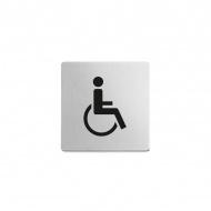 Szyld Zack Indici niepełnosprawni