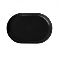 Taca 32,5 x 47,5 cm Vialli Design Venezia czarna