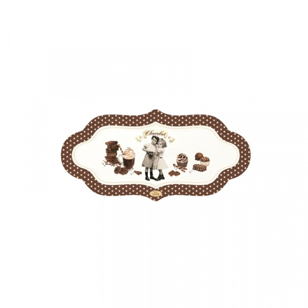 Taca serwisowa Nuova R2S Chocolate Vintage 1142 CHOV