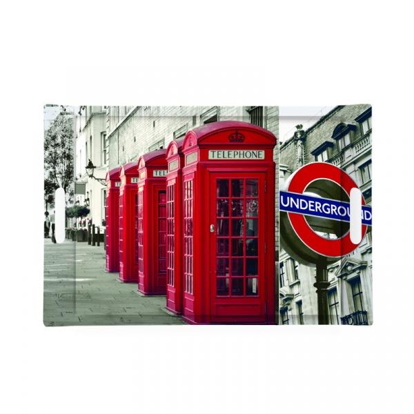 Taca z uchwytami Nuova R2S Easy Life London Phone 300 ATWL