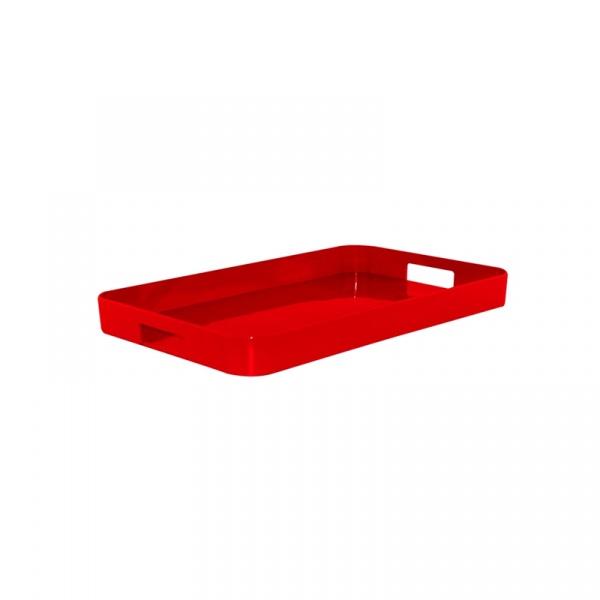 Taca Zak! Designs mała czerwona 0078-0024
