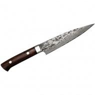Takeshi Saji IW Ręcznie kuty nóż uniwersalny 15cm VG-10