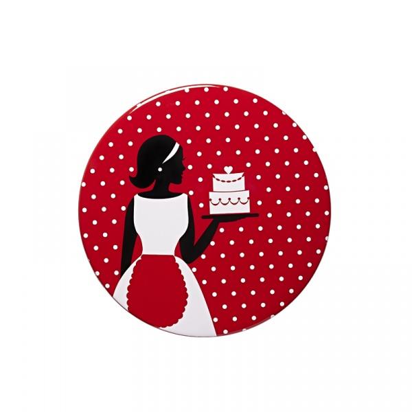 Talerz ceramiczny do tortu Birkmann Cake Couture L 429 215