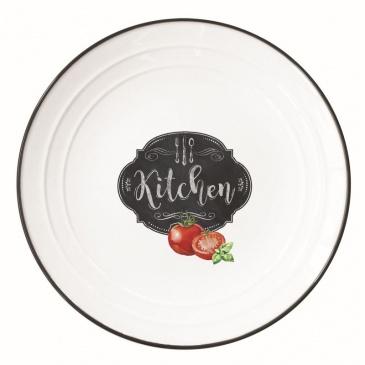 Talerz deserowy Kitchen Nuova R2S Kitchen Basics