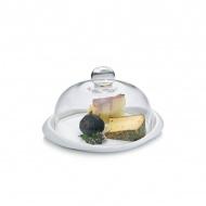 Talerz do serów z pokrywą 27 cm Kela Petit