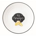 Talerz płytki Fromages Nuova R2S Kitchen Basics