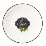 Talerz płytki Olives Nuova R2S Kitchen Basics
