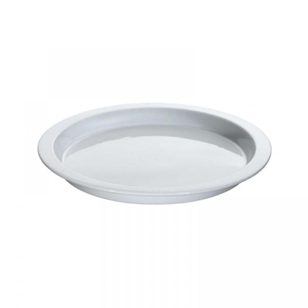 Talerz porcelanowy 22 cm Cilio Osteria biały CI-105650