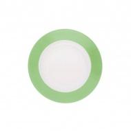 Talerz śniadaniowy 20,5 cm Kahla Pronto Colore zielony