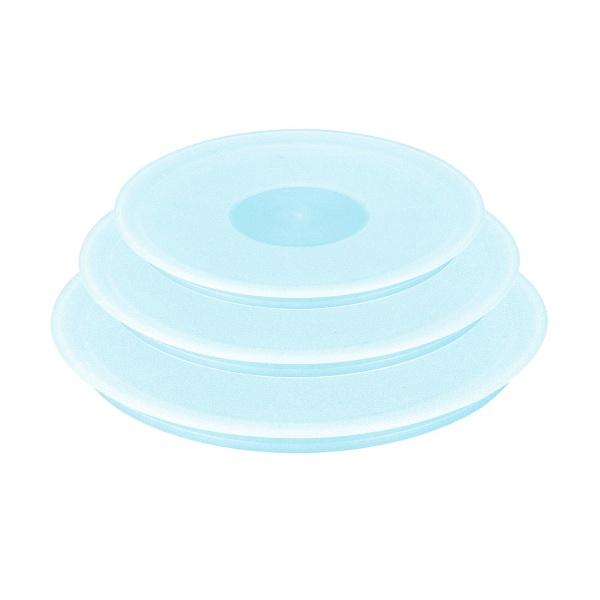 Tefal Zestaw plastikowych pokrywek Ingenio 3szt. 16/18/20cm L9019222