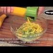 Temperówka do warzyw Microplane czarna 48000E