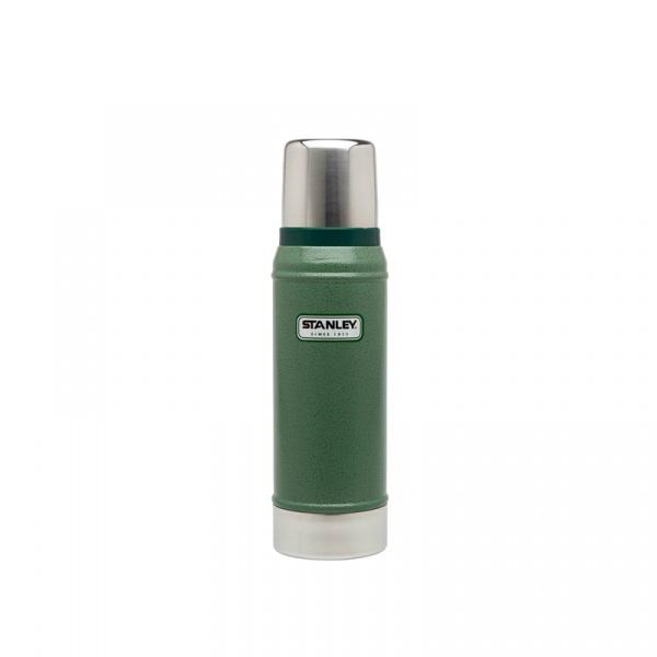 Termos stalowy 0,7 l Stanley Classic zielony ST-10-01612-009