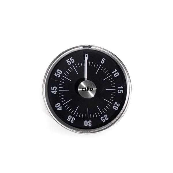 Timer Cilio Pisa czarny CI-294873