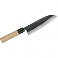 Tojiro Shirogami Nóż Santoku 16,5 cm