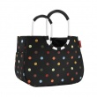 Torba na zakupy L Reisenthel Loopshopper dots OR7009