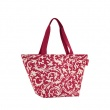 Torba na zakupy Reisenthel Shopper M baroque ruby ZS3033