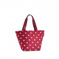 Torba na zakupy Reisenthel Shopper M ruby dots