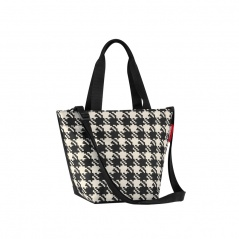 Torba na zakupy Reisenthel Shopper XS fifties black