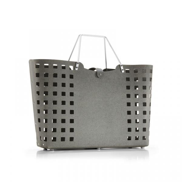 Torba na zakupy Reisenthel Umbrashopper square grey HU7023