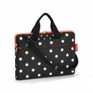Torba netbookbag mixed dots