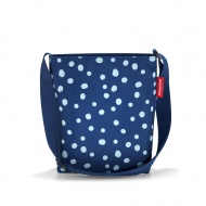 Torba Reisenthel Shoulderbag S spots navy