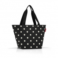 Torba shopper M mixed dots