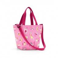 Torba shopper XS kids acb friends pink