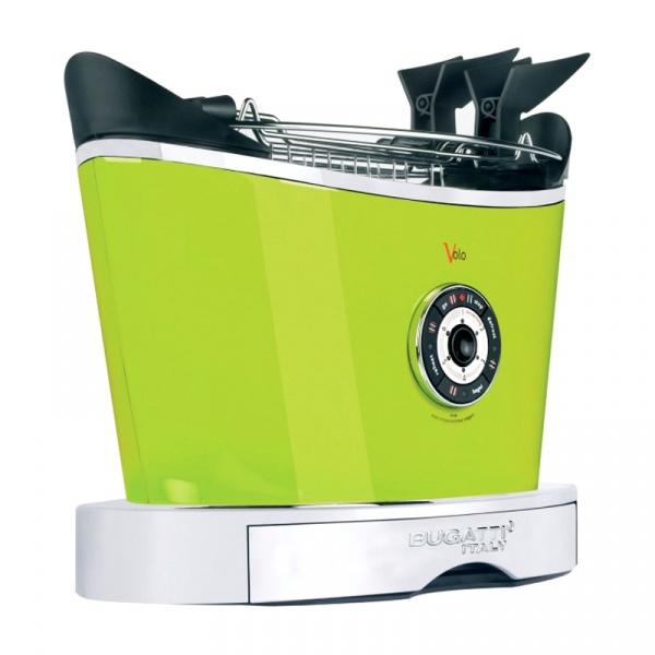 Toster Casa Bugatti Volo zielony 13-VOLOCM