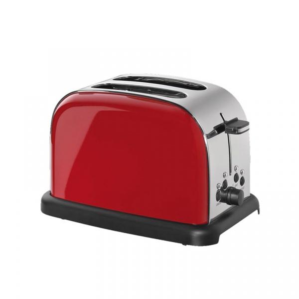 Toster Retro Cilio czerwony CI-491630