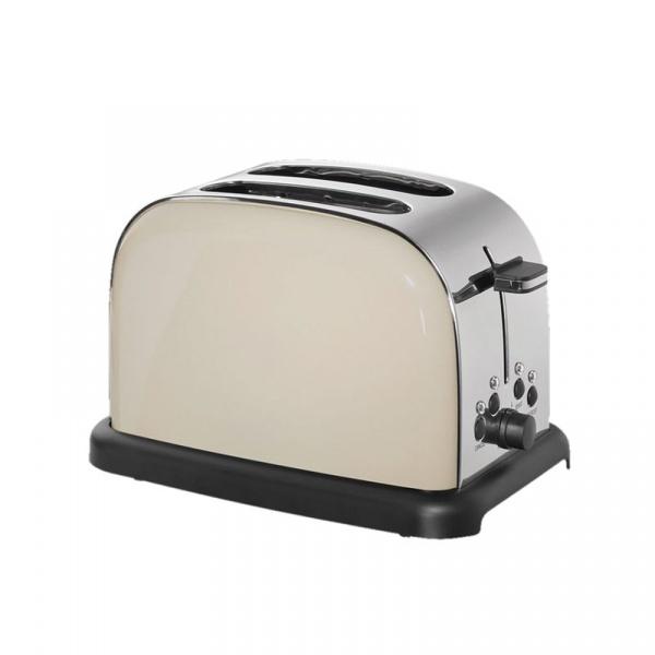 Toster Retro Cilio kremowy CI-491654