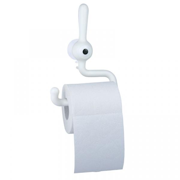 Uchwyt na papier toaletowy Koziol Toq biały KZ-5234525