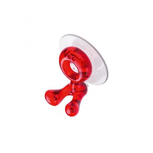 Uchwyt na szczoteczkę do zębów Koziol Tommy czerwony KZ-5825536