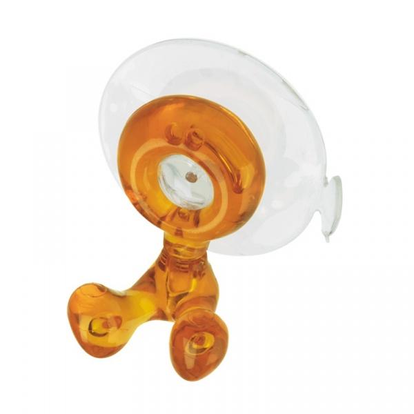 Uchwyt na szczoteczkę do zębów pomarańczowy Koziol Tommy KZ-5825509