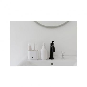 UMBRA - Dozownik mydła, biały, STEP