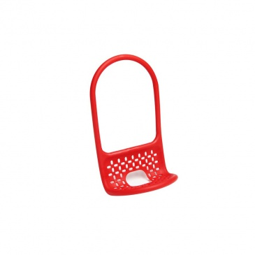 UMBRA - Organizer na gąbkę/szczotkę,czerwony,Caddy