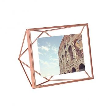 UMBRA ramka na zdjęcia PRISMA 10x15 cm - miedziana