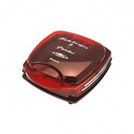 Urządzenie do hamburgerów 185 Ariete czerwony