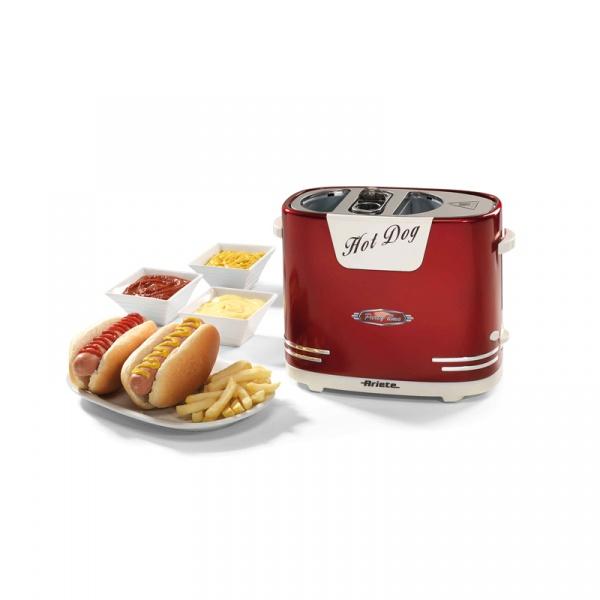 Urządzenie do hot-dogów 186 Ariete Its Party Time! 8003705111134
